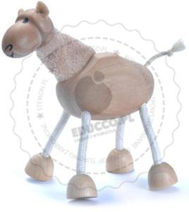 Anamalz - Figurka wielbłąda - zabawki drewniane Anamalz - CA2010 - 2828044411
