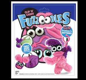 Fuzzoodles - Brelok glamour DUMEL - 2832621758