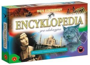 Gra Encyklopedia Mózg Elektronowy Alexander - 2832620860