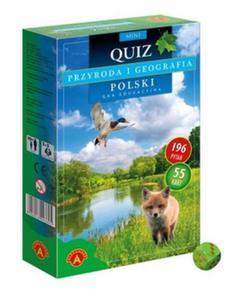 Gra Mini Quiz Przyroda i Geografia Polski - 2838835625