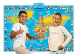 Interaktywna Mapa Świata Dumel Discovery - 2850446982