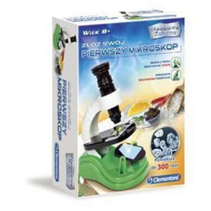 Złóż Swój Pierwszy Mikroskop Clementoni - 2852201050