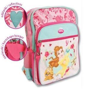 Plecak szkolny Księżniczka Bella - 2832622339