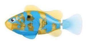 Rybka tropikalna żółto-niebieska Robo Fish - 2832622547
