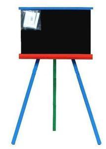 Tablica Stojąca Na Kredę Kolorowa mini - 2832622566