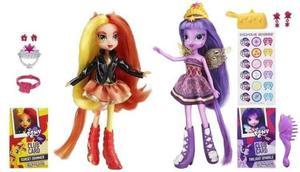 Equestria Girls 2 Lalki My Little Pony A3997