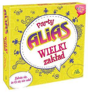 Gra Party Alias Wielki zakład Albi - 2832622672