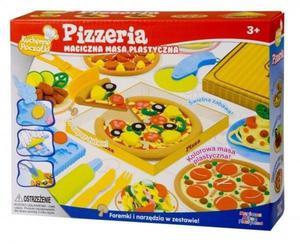 Magiczna masa plastyczna Pizzeria Russell - 2832623250