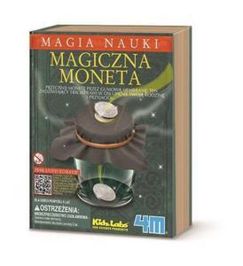 Magia Nauki Magiczna Moneta - Księga II 4M - 2846387444