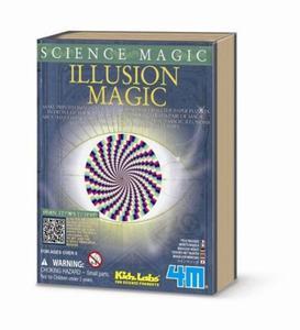 Magia Iluzji Księga IV 4M - 2832624277