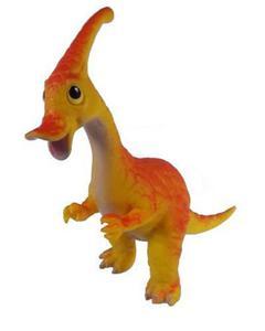 Gumowy Piszczek Dinozaur Parasaurolophus - 2832625180