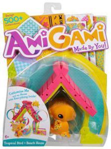 AmiGami Figurka Ptaszek i Domek Mattel BHN46 - 2832625219