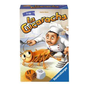 Gra Planszowa La Cucaracha midi Ravensburger - 2832625366