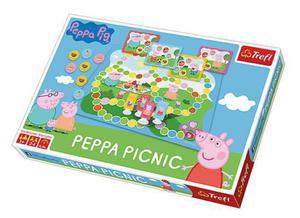 Gra Świnka Peppa Picnic Trefl - 2832625887