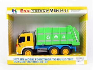 Śmieciarka ekologiczna z podnoszoną klapą - 2832626041