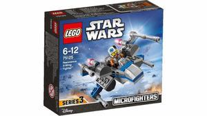 Lego Star Wars 75125 X-Wing Fighter Ruch Oporu - 2845958195
