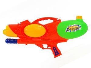 Pistolet karabin na wodę 52cm pomarańczowy - 2832626868