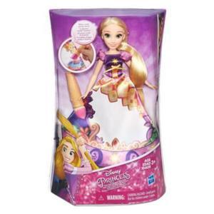 Disney lalka Princess Roszpuka Hasbro B5297 - 2832627881