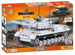 Klocki World of Tanks Leopard I 3009 Cobi - 2835559176