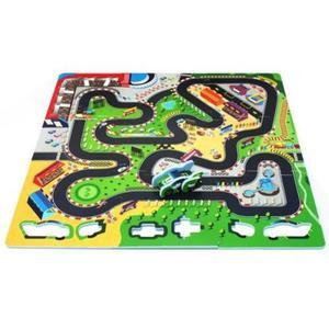 Puzzle piankowe 9 el. mata tor wyścigowy Artyk - 2835789103