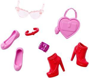 Barbie dodatki do ubranek DHC55 Mattel - 2858342687