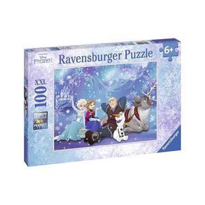 Puzzle 100 el. XXL Kraina Lodu Zauroczenie - 2843711055
