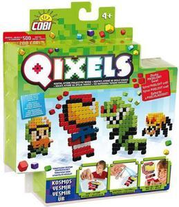 Tematyczny zestaw uzupełniający Kosmos Qixels - 2838509545