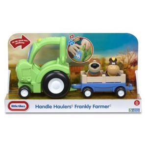 Little Tikes Frankly traktorek z przyczepką - 2843711195