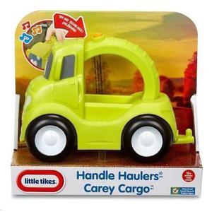 Little Tikes Carey żółte autko - 2843711196