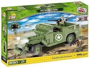Klocki Mała Armia M3 Scout Car 2368 Cobi - 2843711353
