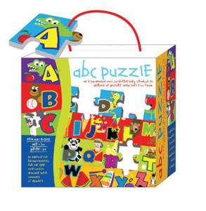 Mata z puzzli - Alfabet 24 el. 3253 - 2850789669