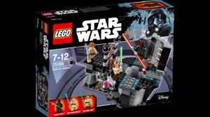 LEGO Star Wars 75169 Pojedynek na Naboo - 2845316965