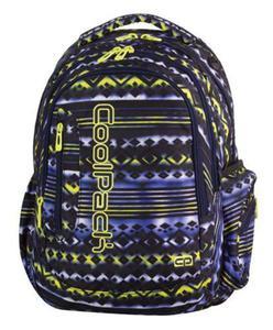 Plecak szkolny Coolpack Leader 3 przegrody - 2847130751