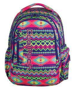 Plecak szkolny Coolpack Leader 3 przegrody - 2847130752
