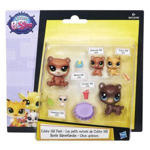 Littlest Pet Shop rodzina zwierzaków Hasbro - 2846892903