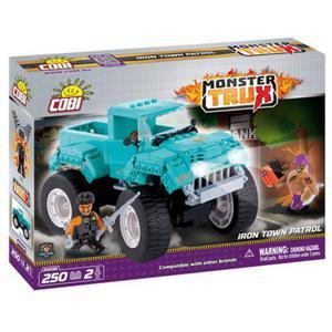Cobi klocki patrol z miasta Monster Trux 20056 - 2852201158
