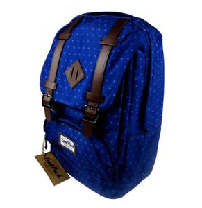 Plecak szkolny miejski City Blue Dots Coolpack - 2853406993