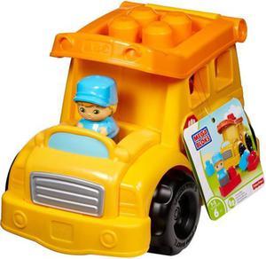 Mega Bloks Autobus z klockami Fisher Price - 2855865892