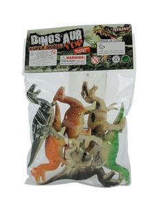 Zestaw figurek dinozaury figurki 6szt. - 2855339390