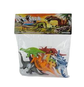 Zestaw figurek dinozaury figurki 8szt. - 2855339393