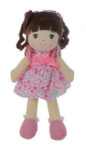 Lalka szmacianka Zuzia miękka przytulanka 49cm - 2857957725