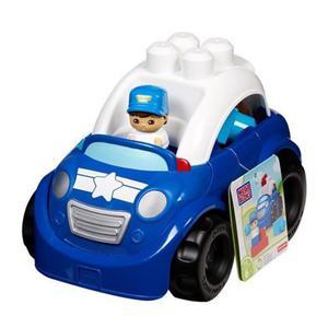 Mega Bloks Samochód Wóz policyjny Fisher Price - 2855865928