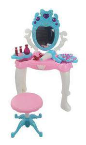 Toaletka księżniczki na baterie z akcesoriami - 2857957744