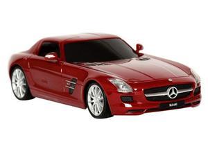 Welly Samochód zdalny RC Mercedes-Benz SLS AMG - 2857570599