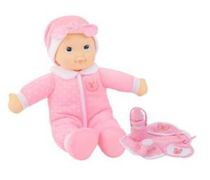 Moja Pierwsza Lalka mięciutka Bambolina Smily - 2858186925