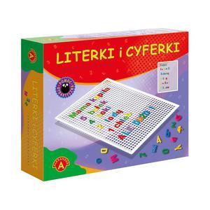 Gra Literki i Cyferki Alexander - 2838835564