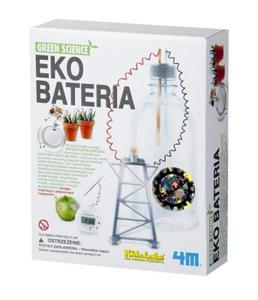 Green Science Zrób to sam Eko Bateria 4M - 2832621139