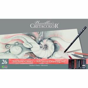 Komplet Teacher's Choice 26 elementów Cretacolor - 2879076389