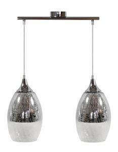 Celia lampa wisząca 2-punktowa srebrna 32-51578 - 2857888690