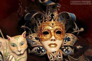 Fototapeta papierowa Tucana 58067 maska teatr 270wys x 405szer - 2827567616